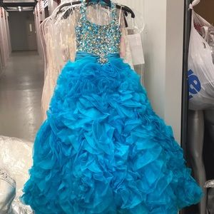 Party Time 1478 Pageant Dress